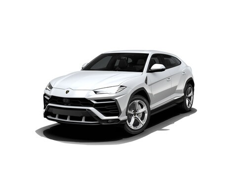 Lamborghini Urus 2017 equipped with Sonamic TimeScaling